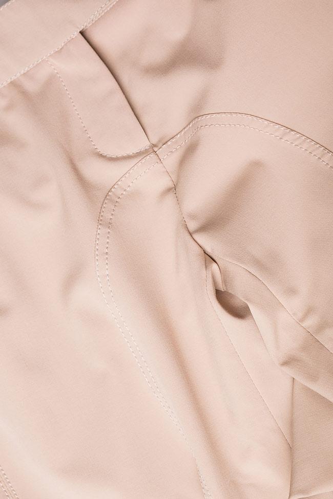 Stretch-wool slim-leg pants Arona Carelli image 4