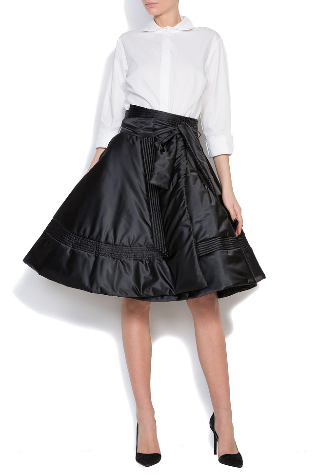 Multifunctional shell mini skirt Edita Lupea image 0