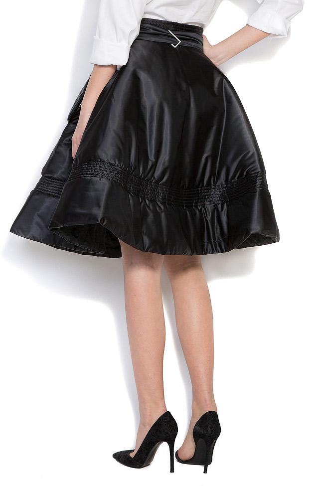 Multifunctional shell mini skirt Edita Lupea image 2