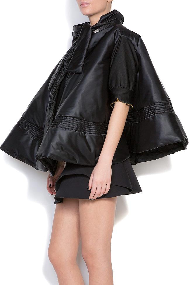 Multifunctional shell mini skirt Edita Lupea image 5