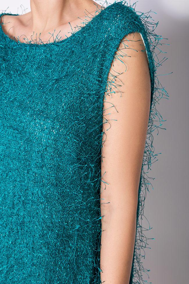 Robe en lurex Dorin Negrau image 3
