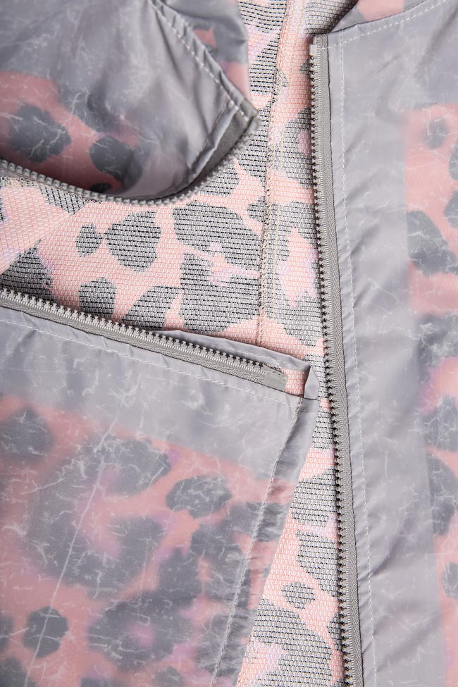 Veste imperméable à imprimé  A03 image 5