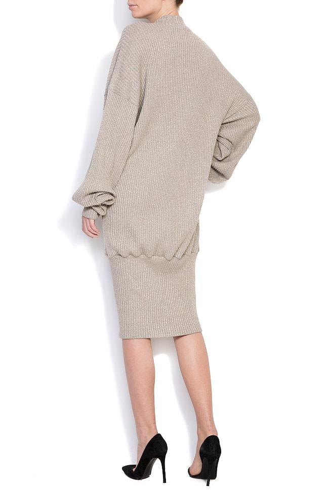 Robe en coton mélangé  Dorin Negrau image 2