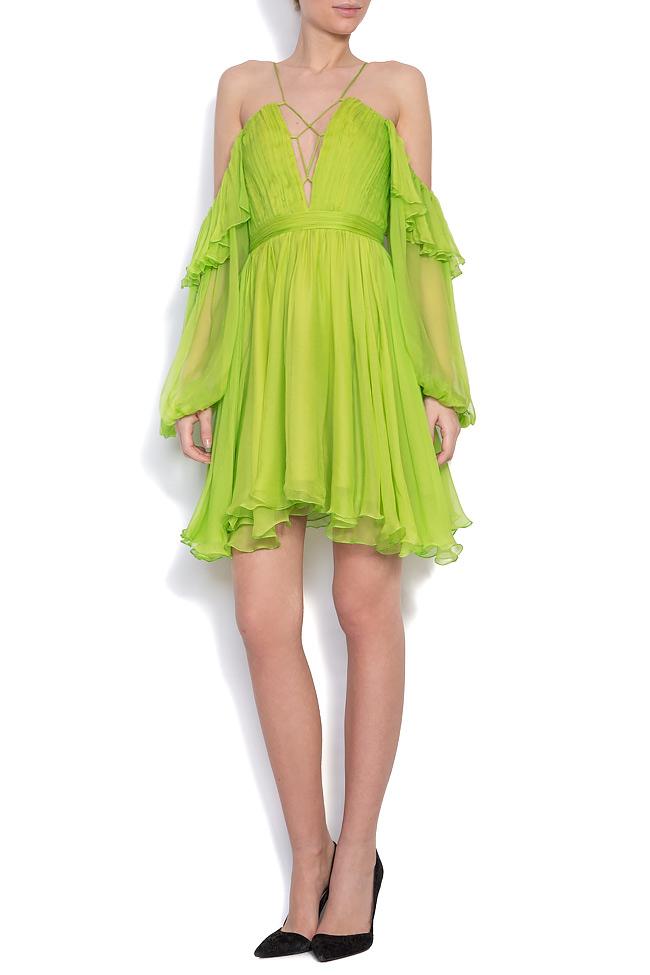 Robe en voile de soie Angelika Mirela Diaconu  image 0