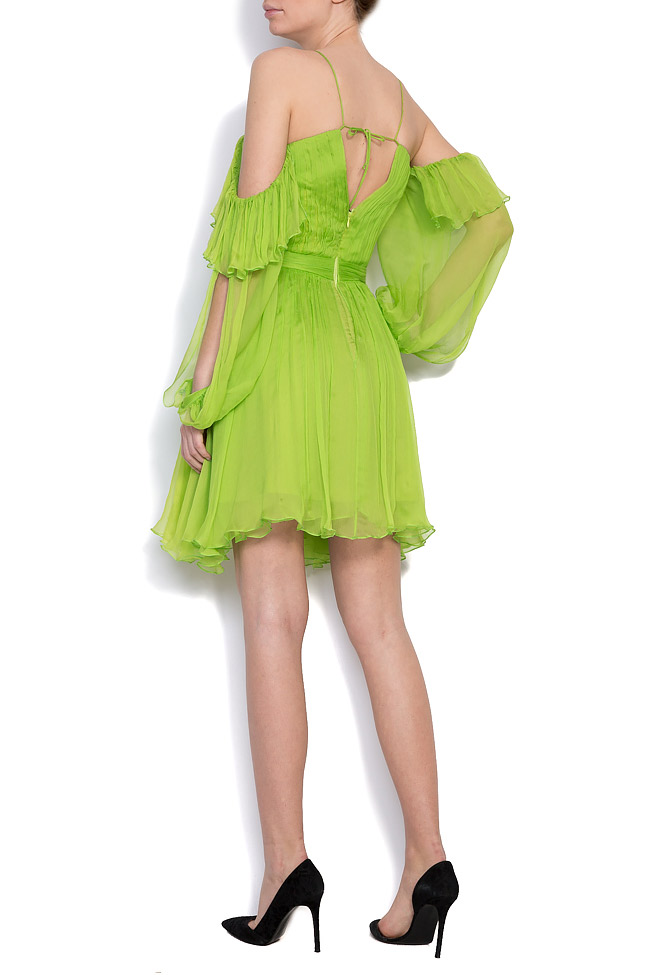 Robe en voile de soie Angelika Mirela Diaconu  image 2