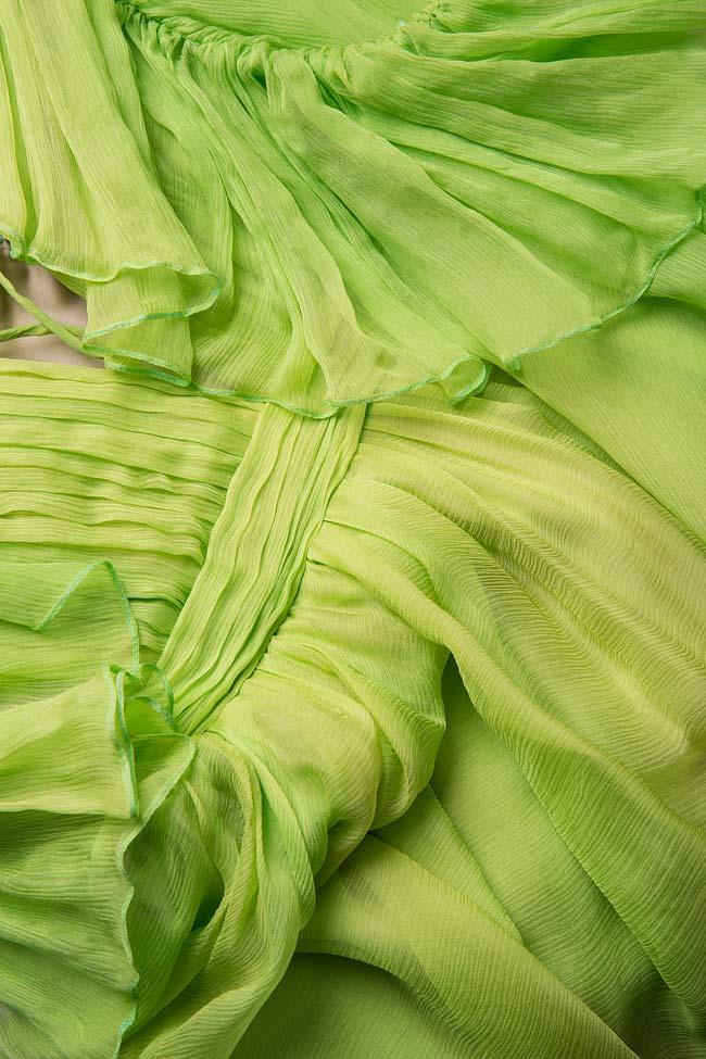 Robe en voile de soie Angelika Mirela Diaconu  image 4