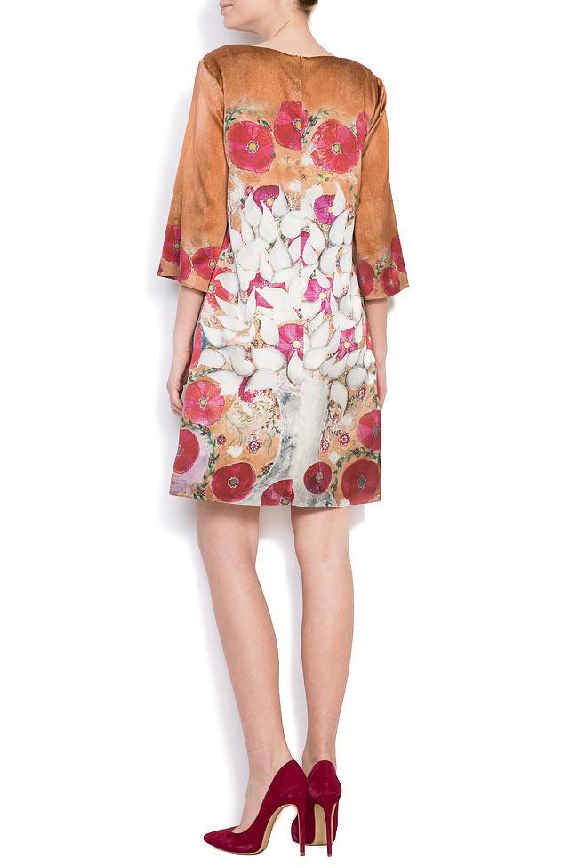 Robe en soie imprimé Vitalita Marie Nouvelle image 2