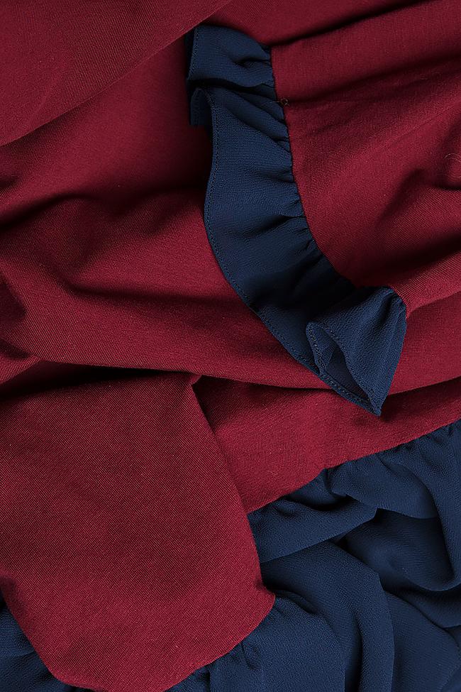 Robe en coton à volants en voile  Ronen Haliva image 4