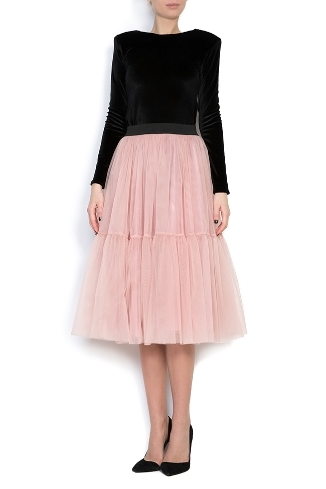 Jupe en tulle Claudia Castrase image 0