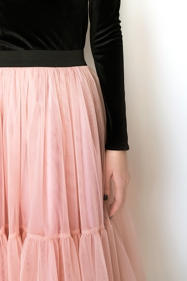 Jupe en tulle Claudia Castrase image 3