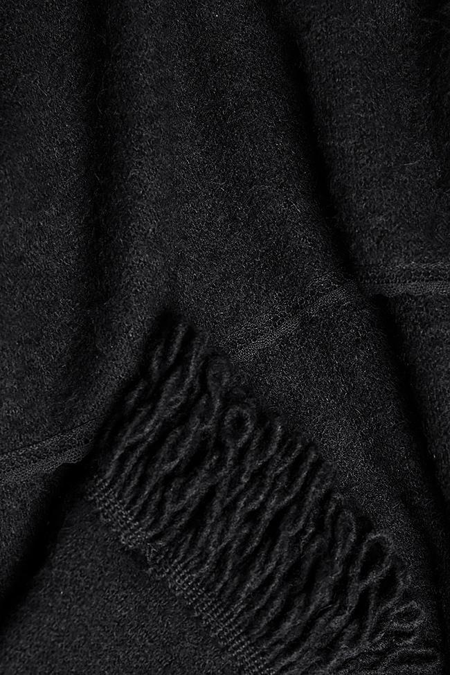 Blouse tricotée aux franges Penelope Dorin Negrau image 4