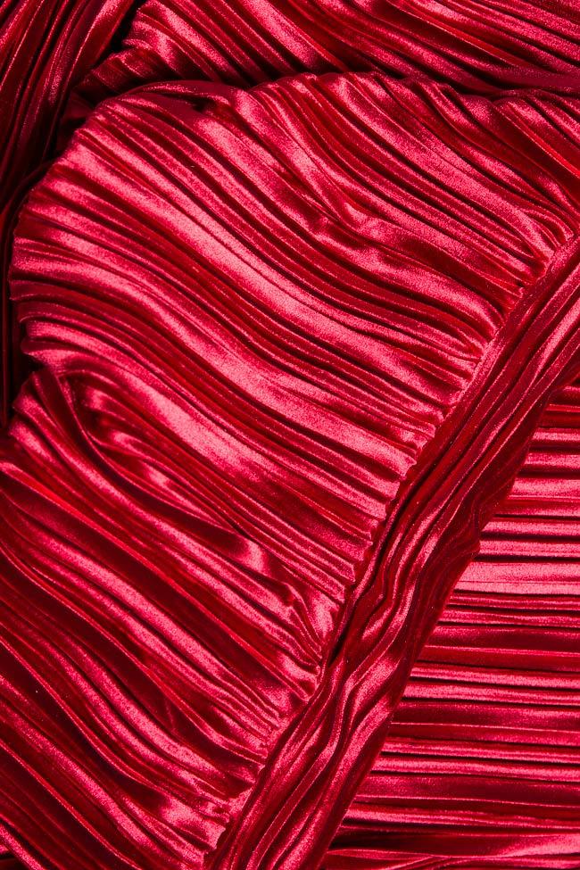 Pantalon en velours plissé Hard Coeur image 4