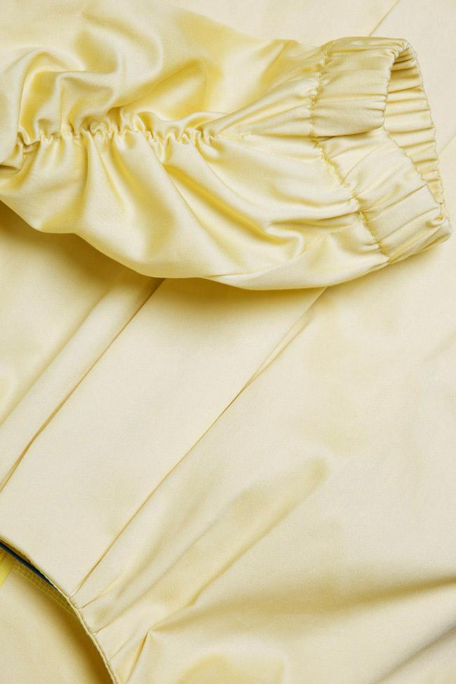 Mini-robe en coton BLUZAT image 4