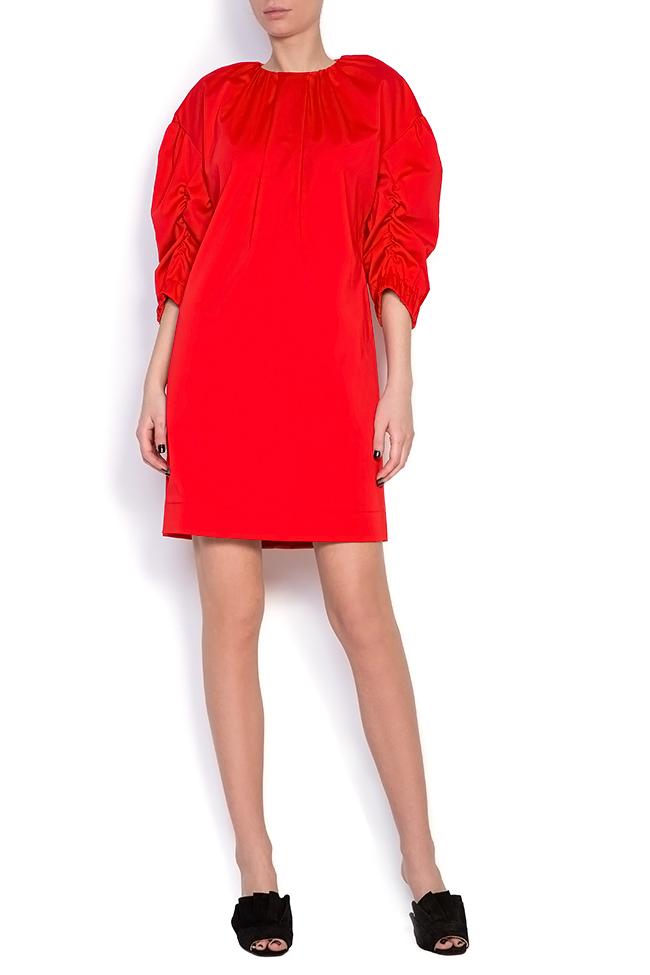 Mini-robe en coton Bluzat image 0