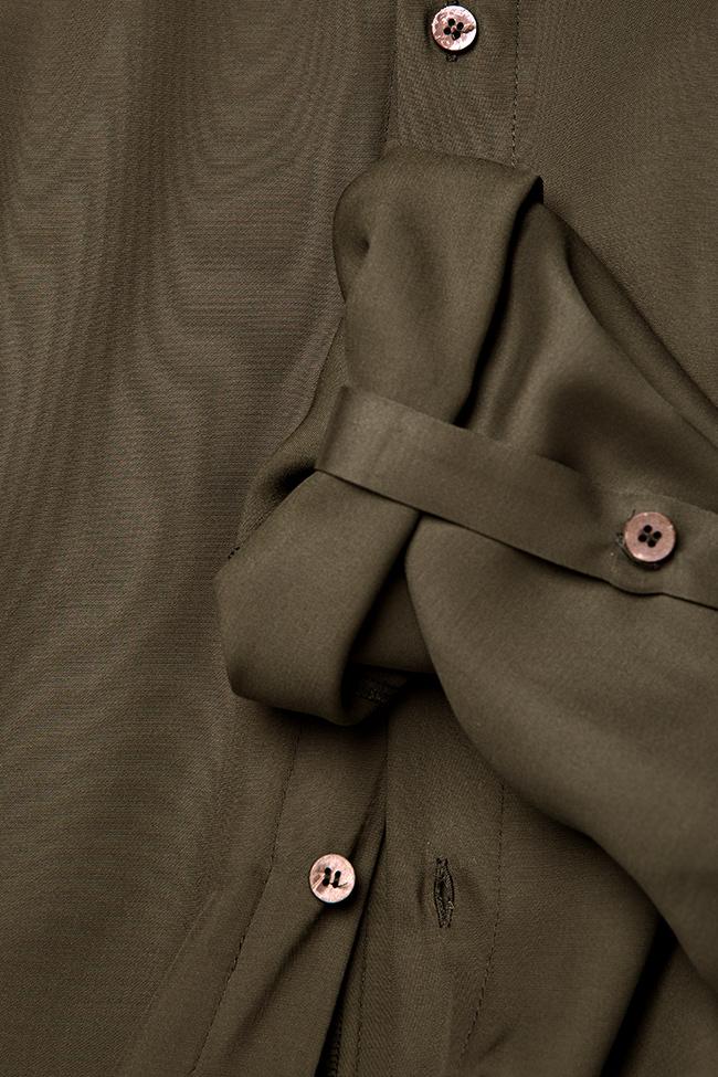 Viscose jumpsuit Bluzat image 4