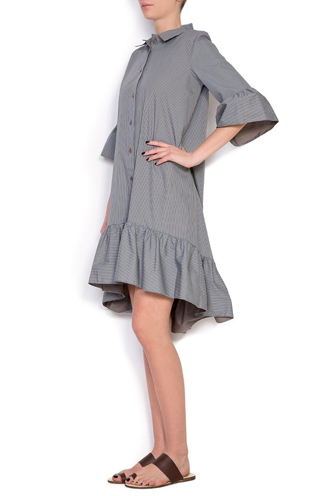 Robe en coton, type chemise BLUZAT image 1
