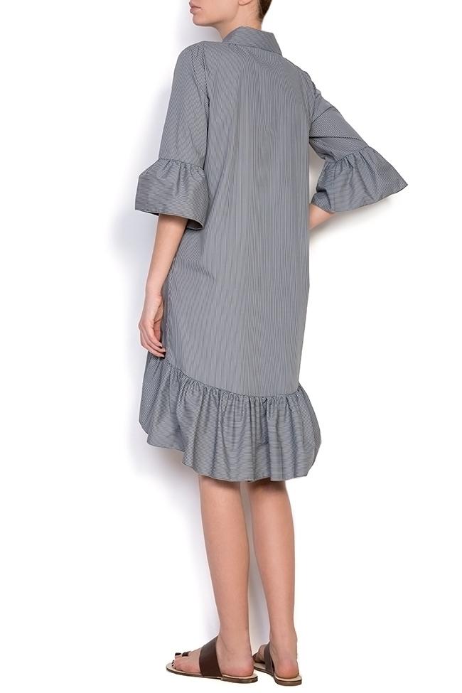 Robe en coton, type chemise BLUZAT image 2
