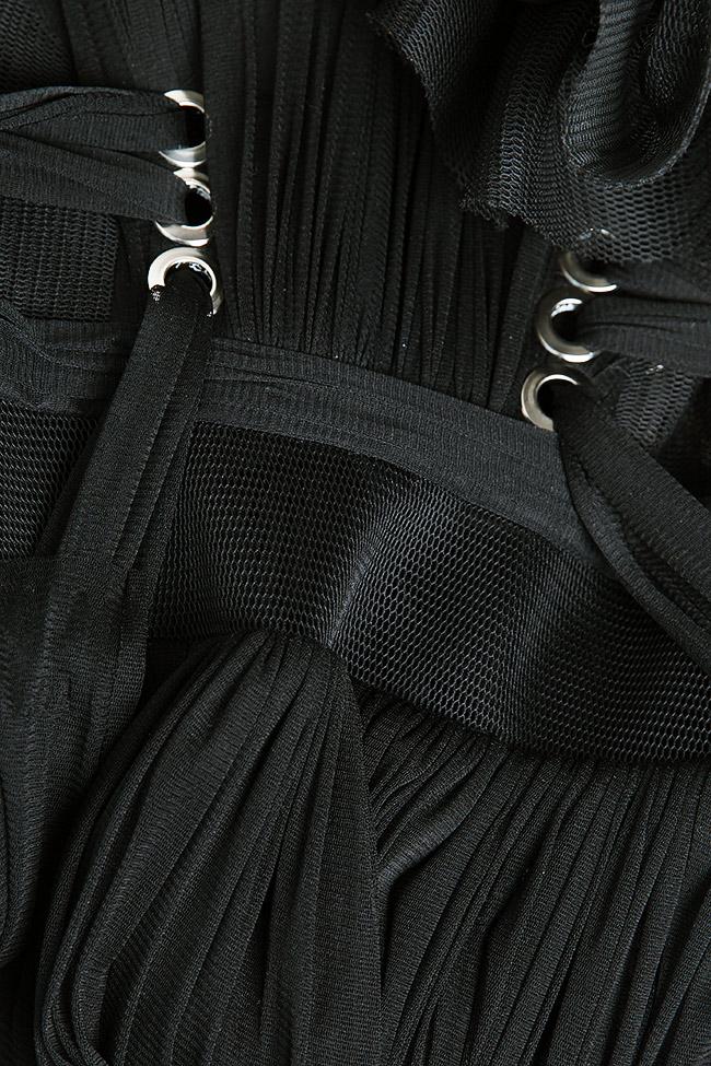 Robe en tulle de soie Elena Perseil image 4