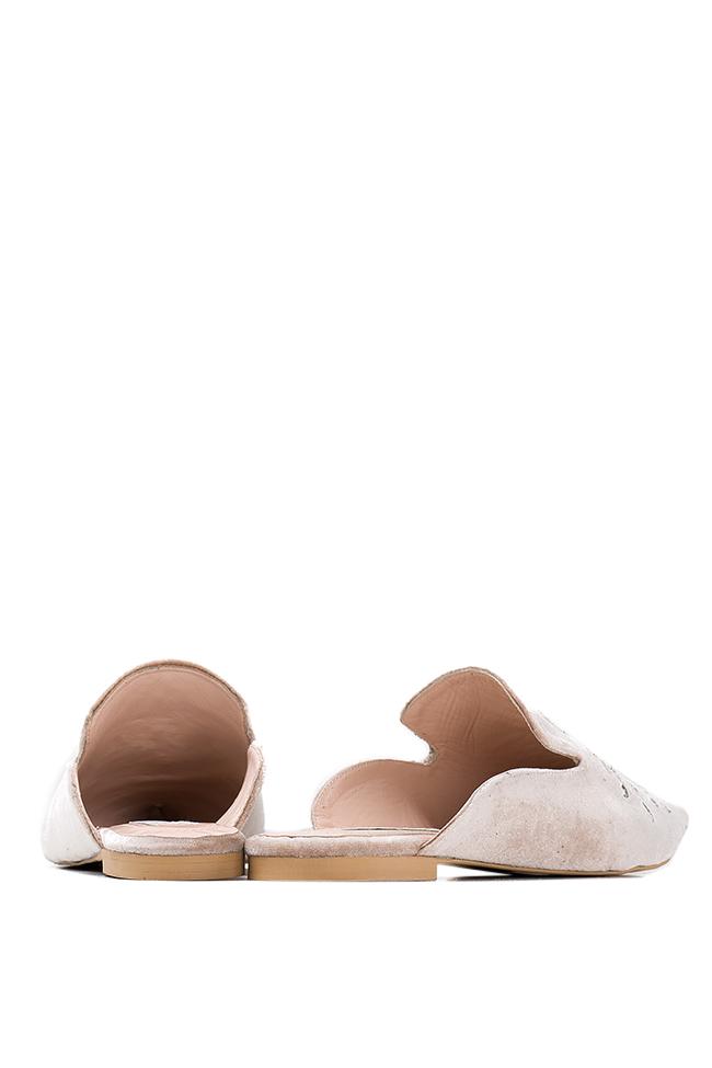 Velvet slippers Ana Kaloni image 2