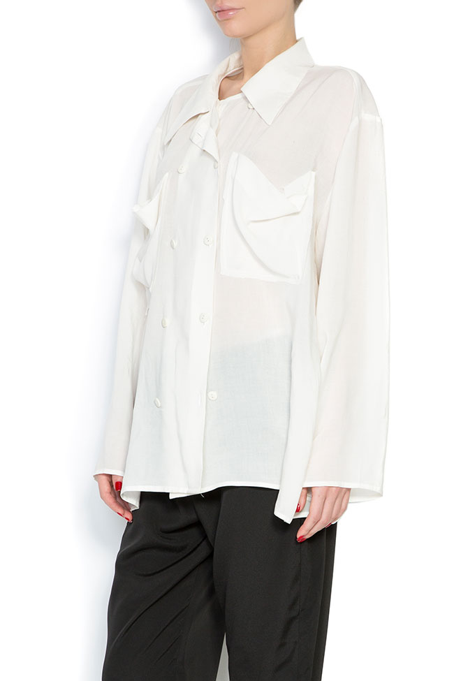 Weekend oversized cotton shirt Studio Cabal image 1