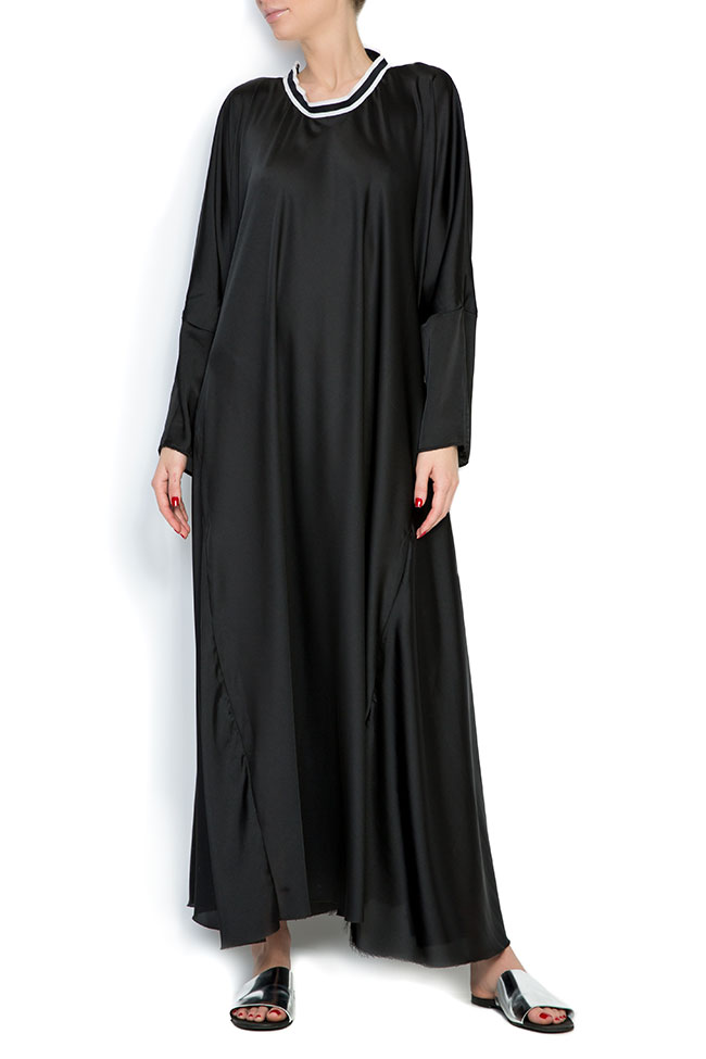 Away satin maxi dress Studio Cabal image 0