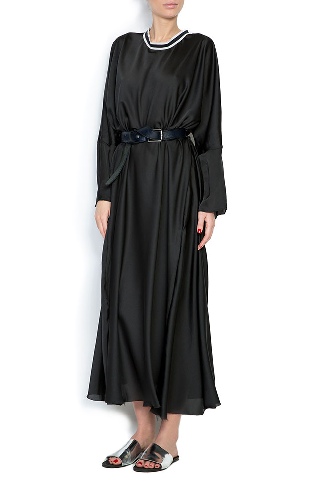 Away satin maxi dress Studio Cabal image 4