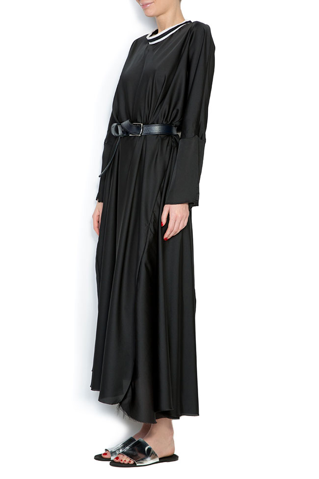 Away satin maxi dress Studio Cabal image 5