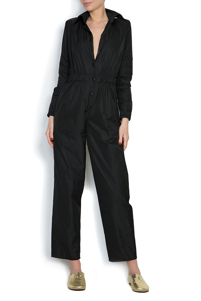 Cotton poplin jumpsuit Cloche image 0