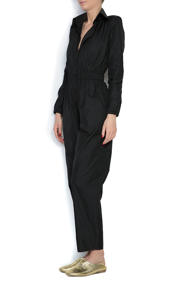 Cotton poplin jumpsuit Cloche image 1