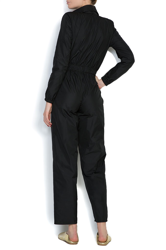 Cotton poplin jumpsuit Cloche image 2
