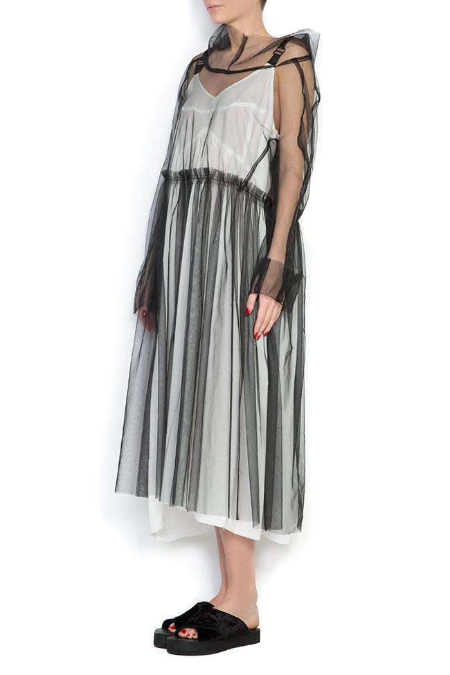 Robe Urban à capuche, en tulle Studio Cabal image 1