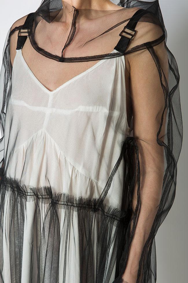 Robe Urban à capuche, en tulle Studio Cabal image 3