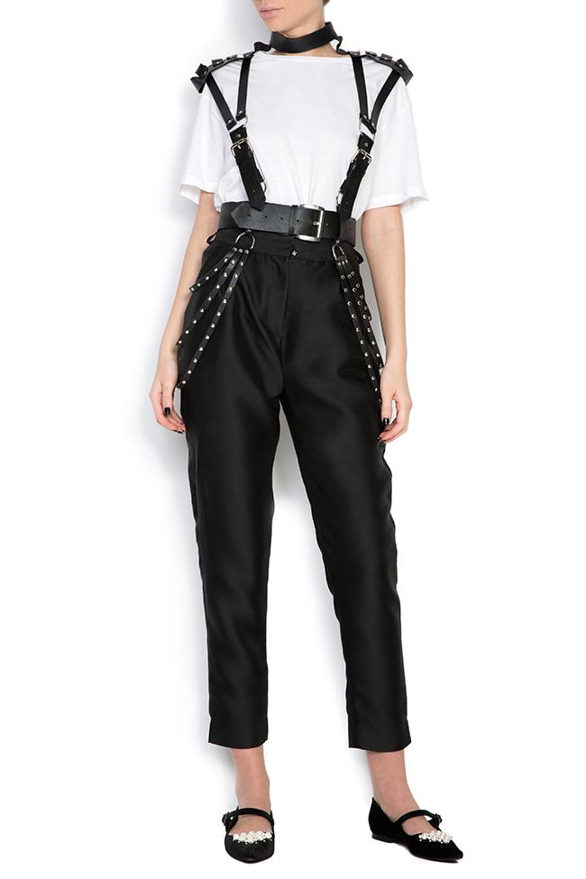 Leather harness Dorin Negrau image 0