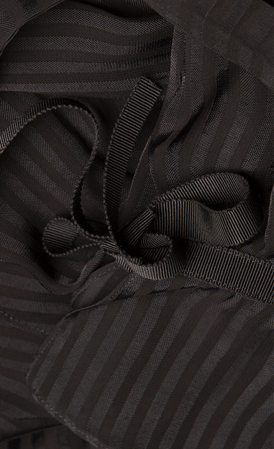 Silk wrap top Alexandra Ghiorghie image 4