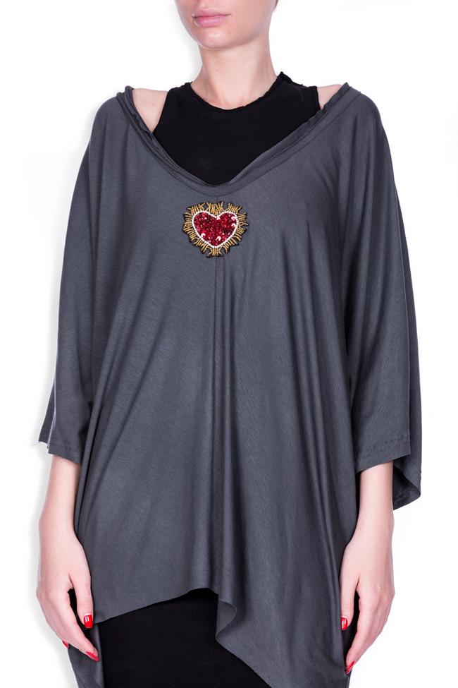 Robe en coton mélangé Heart  Studio Cabal image 3