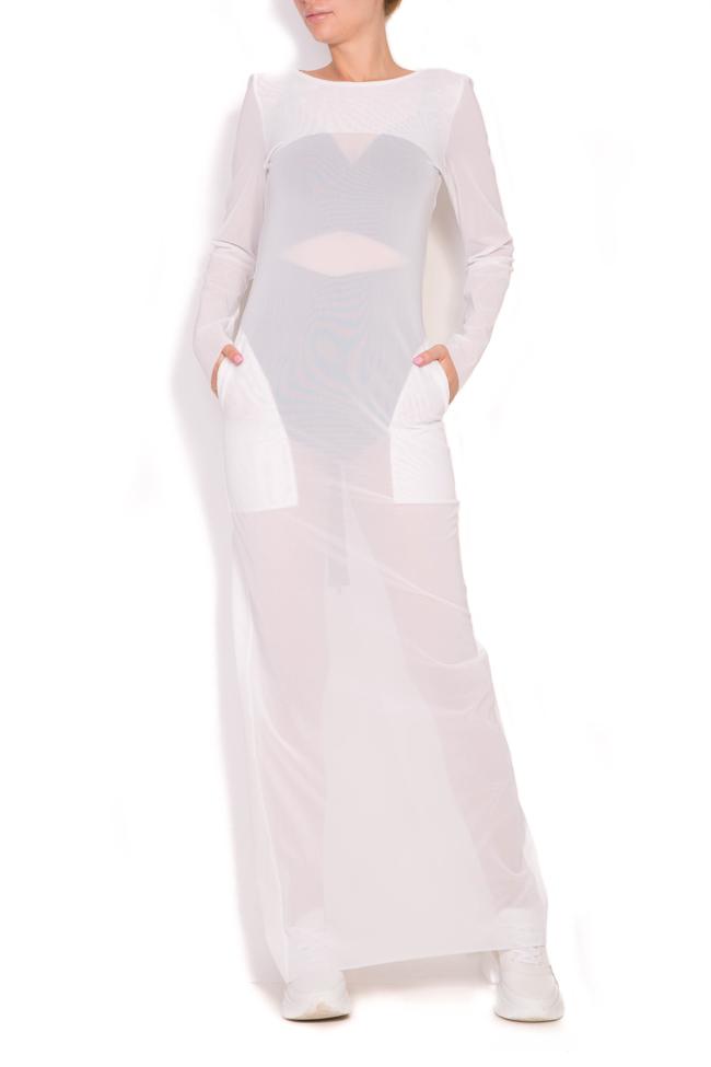 Sera crepe maxi dress Alexandra Ghiorghie image 0