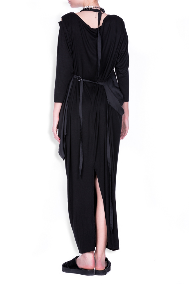 Apron18 cotton-blend maxi dress Studio Cabal image 2