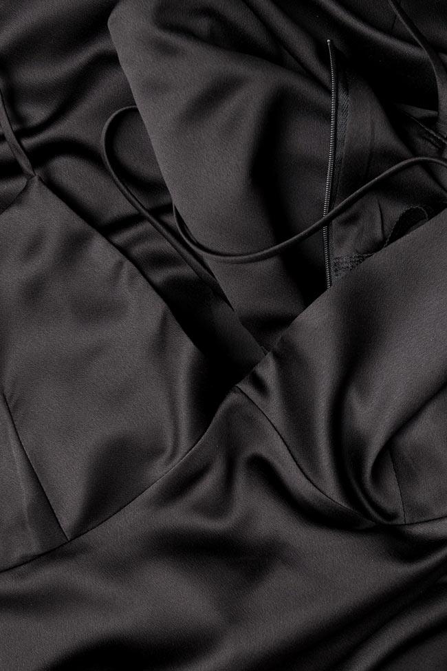 Robe nuisette avec des fentes latérales BADEN 11 image 3