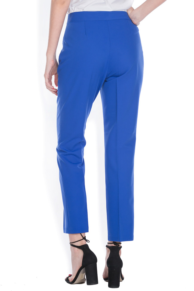 Cotton slim-leg pants Ronen Haliva image 2