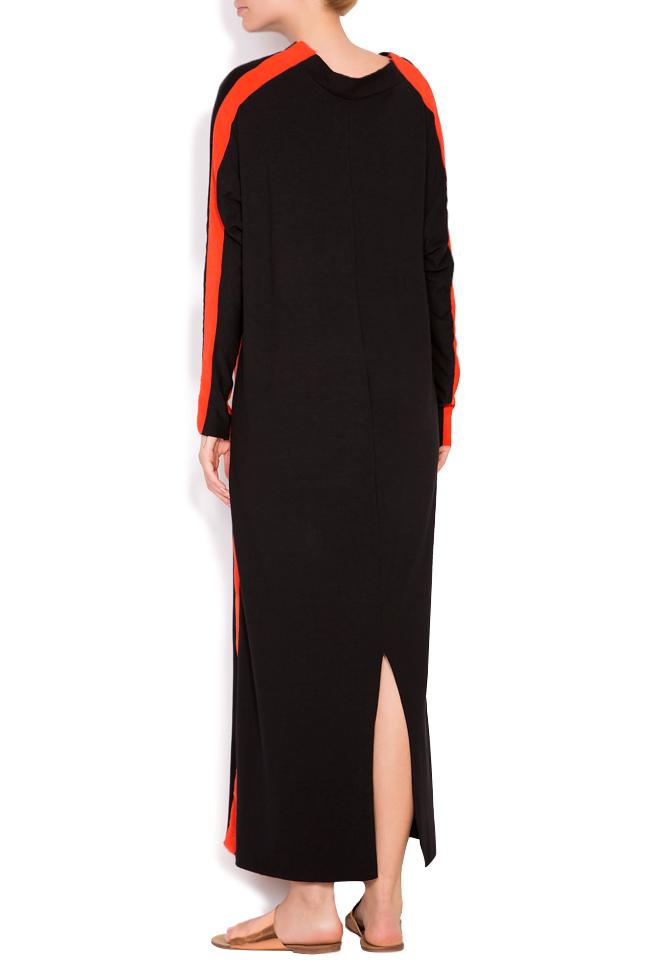 Stripe jersey maxi dress Studio Cabal image 2