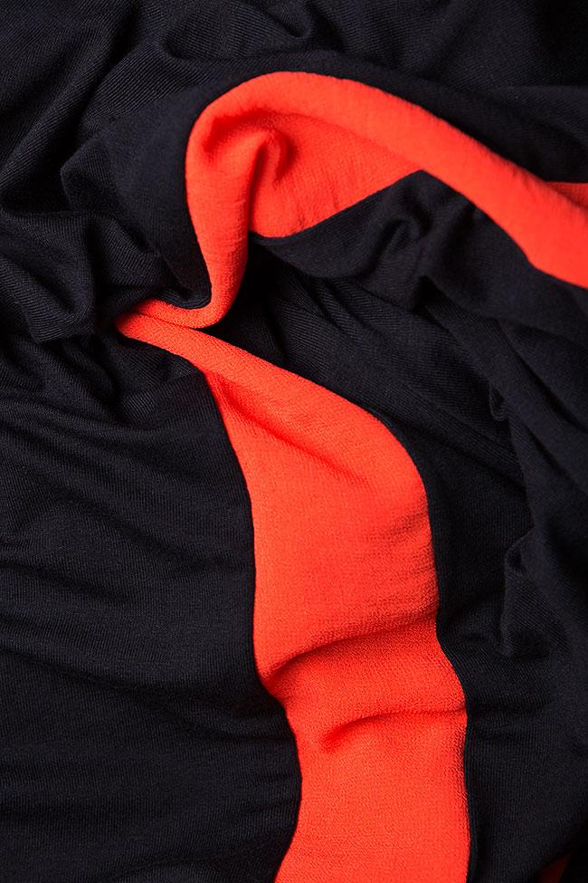 Stripe jersey maxi dress Studio Cabal image 4