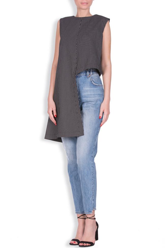 Bluza asimetrica  AD The Brand imagine 0