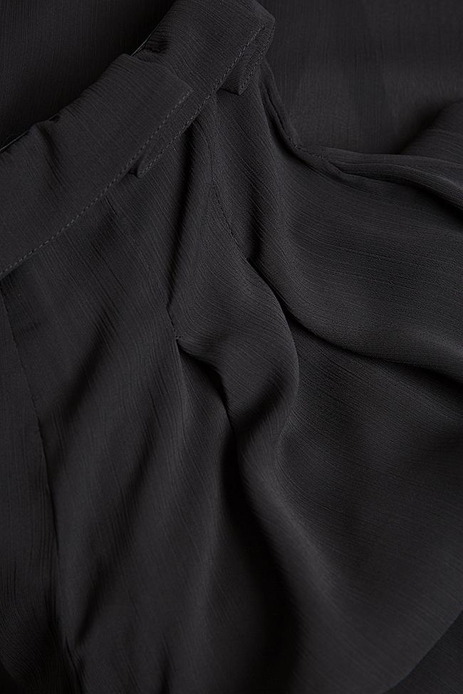 Pantalon large en voile Monarh image 4