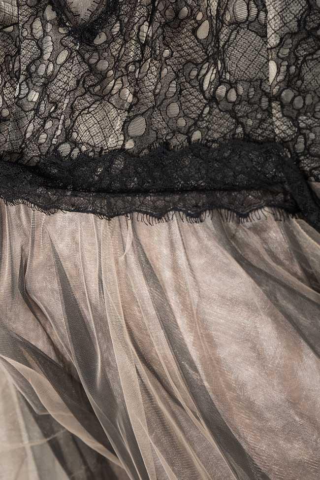 Robe en dentelle Solstiss et tulle Bien Savvy image 4