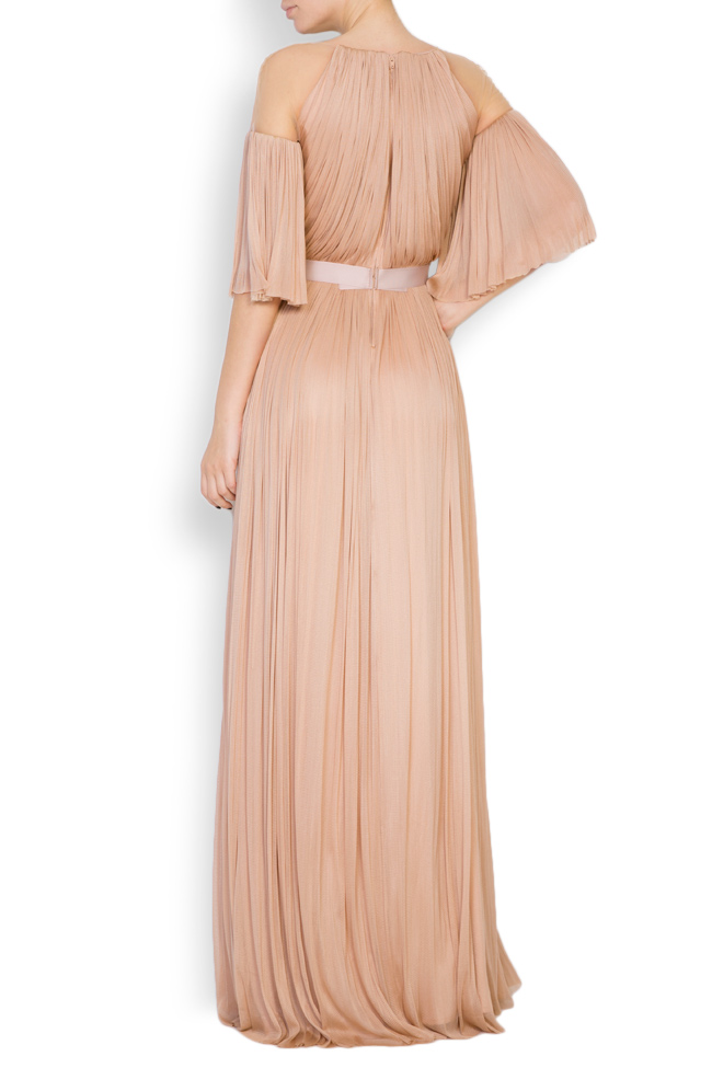 Lily crystal-embellished silk tulle gown Maia Ratiu image 2