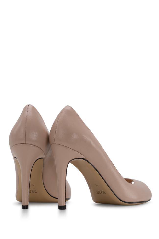 Chaussures en cuir à découpe Bela90 Ginissima image 2