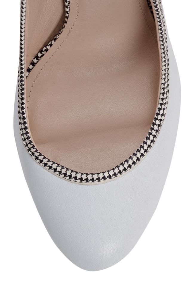 Sandales en cuir Agata90 Ginissima image 3