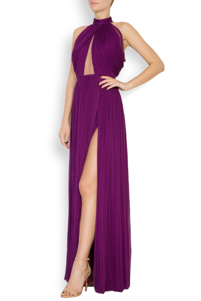 Noris silk mousseline gown Maia Ratiu image 1