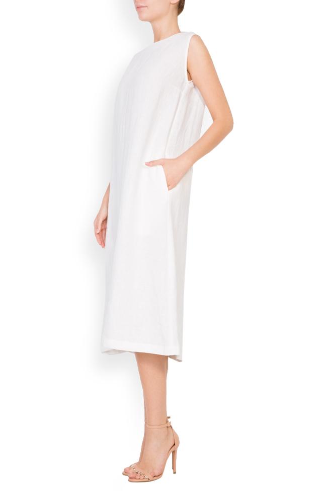 Robe en lin Romanitza by Romanita Iovan image 1