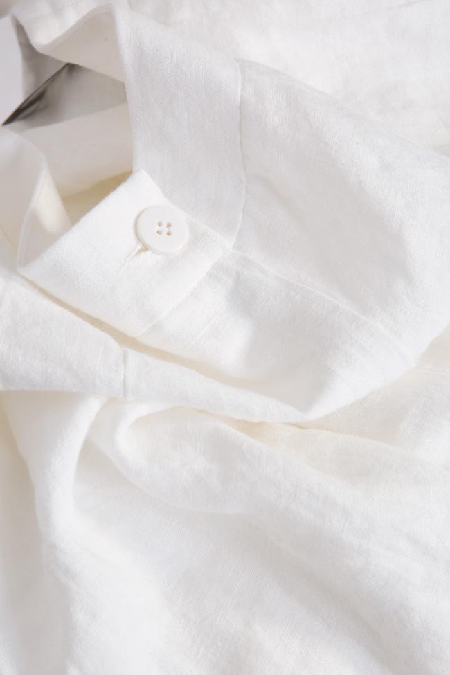 Pantalon en lin Romanitza by Romanita Iovan image 4